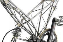 Welded Bikes