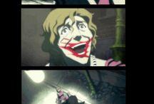 Super heroes/villains
