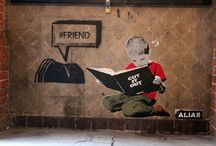 street art. alias