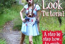 Halloween Crafts & Face Painting Tutorials / Celebrate Halloween in style with these fun projects!