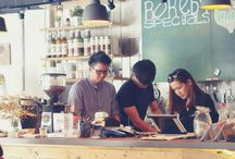 Singapore's Coolest Cafes / Cafe-hopping in Singapore - the coolest spots to grab a coffee