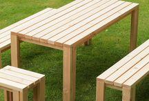 Mit Holz bauen