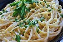 Pasta / by Bailey Trobaugh