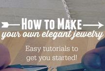 Jewelry making tutorials and tips