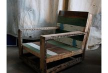 outdoor furniture DIY / by Corley Bailey