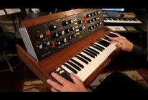Electronic Music / Just notes about electronic music and synthesisers