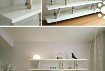 Awesome book shelves