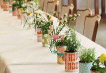 fiori portafiori centrotavola