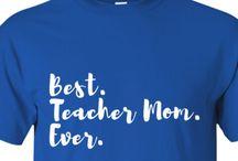 teacher mom