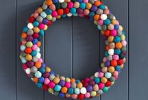Handmade Christmas / Ideas and inspiration for handmade Christmas decorations