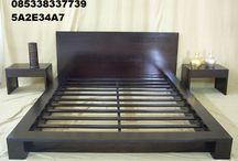 tempat tidur arina