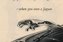 Vintage Jaguar Ads