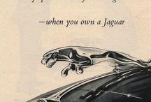 Vintage Jaguar Ads
