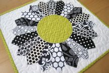 quilt block tutorials / the journey of a 1000 quilts starts with a single block / by missknitta's studio