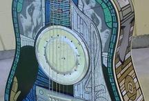 Guitars and Ukes