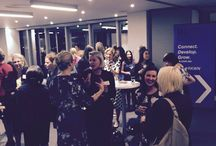 2016: Melbourne Connexions - April / With special guest Holly Ransom, this was an inspirational evening.  Thanks to supporter Russell Kennedy for hosting our womens networking event.