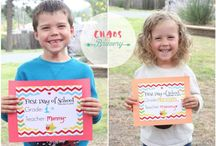 {Our HOME School} CHAOS & BRAVERY BLOG / This board consists of post from our blog that are home-school related!