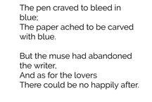poetry / My 2am thoughts