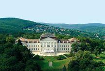 Hotel Schloss Wilhelminenberg / Set in a historic building from 1781, Austria Trend Hotel Schloss Wilhelminenberg enjoys a exclusive location over the roofs of Vienna.