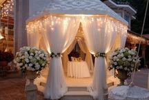 A little girl waits... / Wedding bells