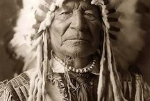 native americans photo's
