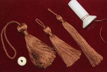 borlas tassels / by Tula Topete
