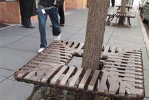 Inspirations - Street Furnitures
