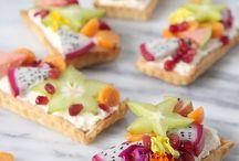 fruit tartle