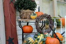 Fall Glory / All things Fall, Thanksgiving, decor, cinnamon, pumpkin and more! / by Daffnee Cohen