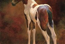 Horses and Horse Art