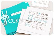 Invitaciones de Casamientos / Invitaciones súper originales para tu casamiento.