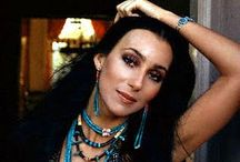 CHER AND TINA  / by Patricia Bartlett