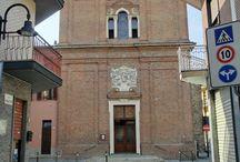 Les Orgues de Pianezza (Turin) / Une ville de 15.000 habitants avec quatre églises et cinq orgues historiques: visites guidées possibles avec écoute des orgues.
