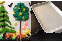 Творим с малышами (kids craft) / О простом творчестве и игрушках своими руками!
