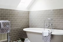 Family Bathroom Ideas / Expecting a new family? Doing up your family bathroom? We have loads of ideas we're sharing with you on our Family Bathroom Ideas board!