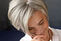 Come out and be OPENLY GREY!! / Silver Hair / by Susan Johnson