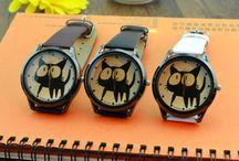"Relojes de Pulsera ""Gato"" / #Relojes #RelojesBaratos #Watch #Watches #CheapWatches"
