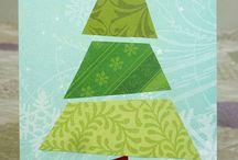 DIY Christmas Cards / Handmade card ideas for Christmas