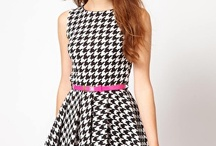 ♥ Houndstooth pattern ₩¥₩¥ ♥