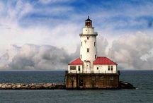 I LOVE Lighthouses / by Elaine Caragianis