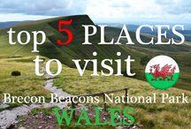 Brecon Beacons Nationa Park, WALES