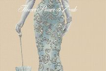 elegant ladys