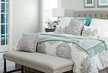 Gray mint rooms