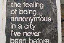 [Travel] Quotes