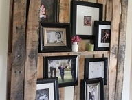 Pallet and wooden ideas