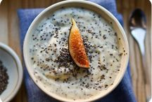 Chia and Flax seed recipes