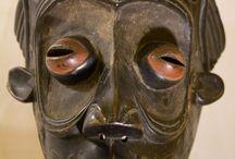 Luluwa (Lulua) Mask - Congo DRC