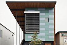 Casas, arquitectura y diseño que me gustan. / Mi sueño de casas
