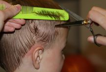 Coupe cheveux garçon