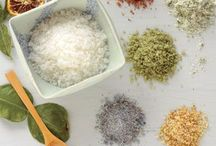 Flavoured Salts Project